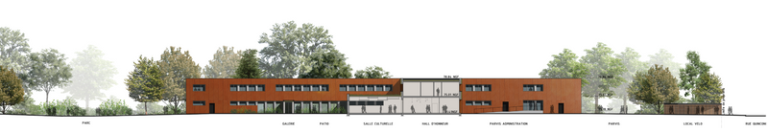 Lycée professionnel agricole à Péronne