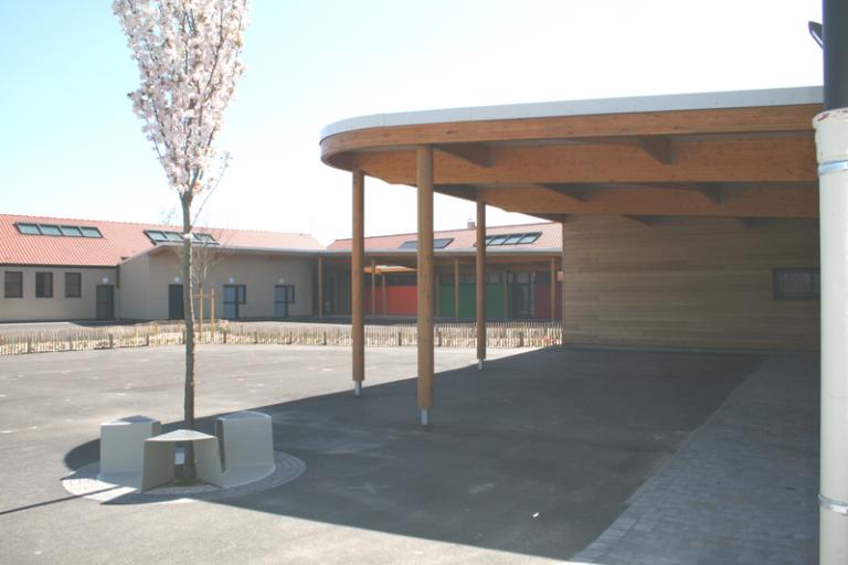 Pôle scolaire d'Herlies