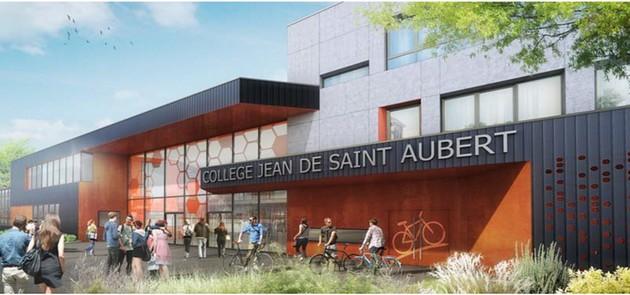 Collège Saint Aubert de Libercourt