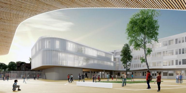 Collège George Sand de Béthune